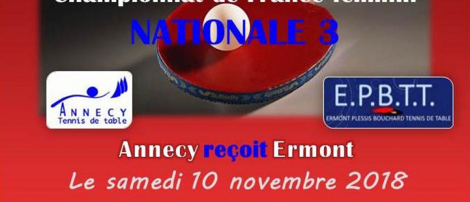 Nationale 3 féminine